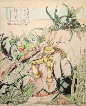 Old art: N1R circa 1983
