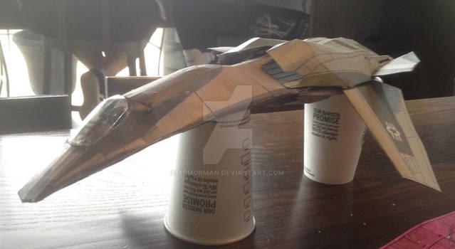 FA37 Talon 98% complete.