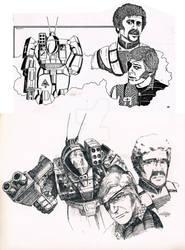 Battletech Comparison
