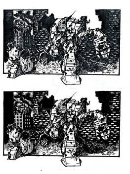 1988 Battletech House Davion Sourcebook Comparison