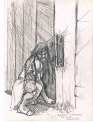 Samson at the Doors of Gaza
