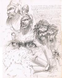 Nebuchadnezzar Goes Mad