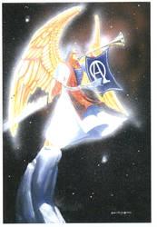 Angel Revelation 8:8