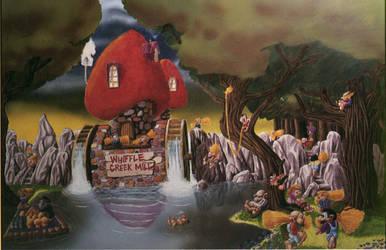 Whiffle Creek Mill - 1988