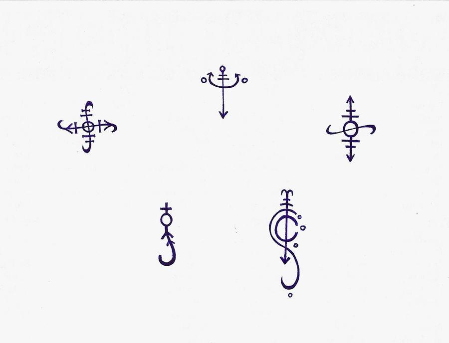 Enochian Sigils And Symbols – Home Exsplore