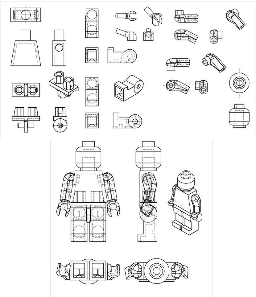 awesome lego terrorist