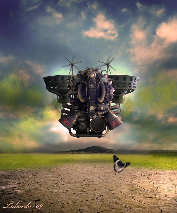 Dream Machine by Taborda08