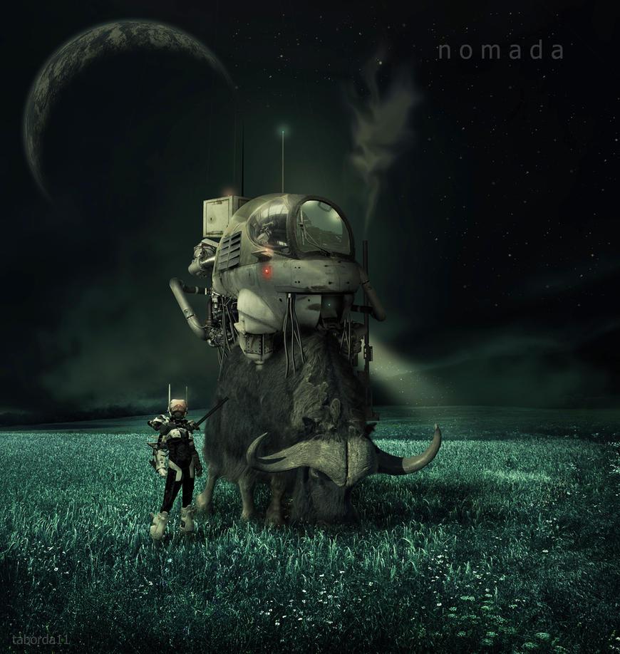 nomada by Taborda08
