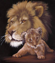 Lion by Artnes80