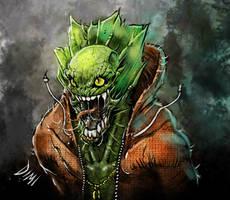 reptilian by DimiMacheras