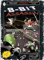 8-Bit Assassin by DimiMacheras