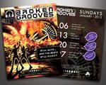 Broken Grooves January 2013