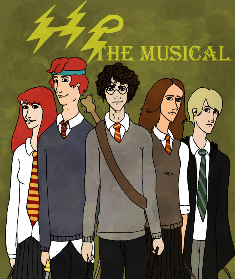 Harry Potter The Musical by solemnlyswear22