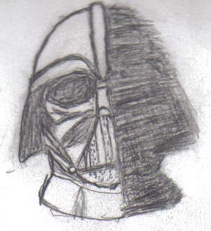 Darth Vader by xivkaran