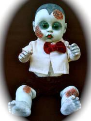 Horror Art Doll by GypsieArt