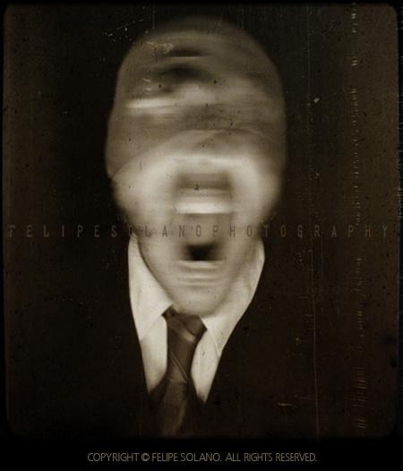 the slender man by imagenes imperfectas