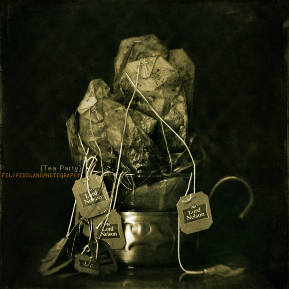 Tea Party by IMAGENES-IMPERFECTAS