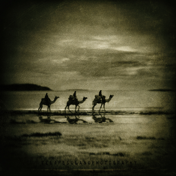 Three Magic Kings by IMAGENES-IMPERFECTAS