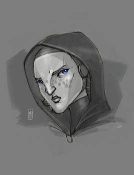 SWR ~ Barriss Offee