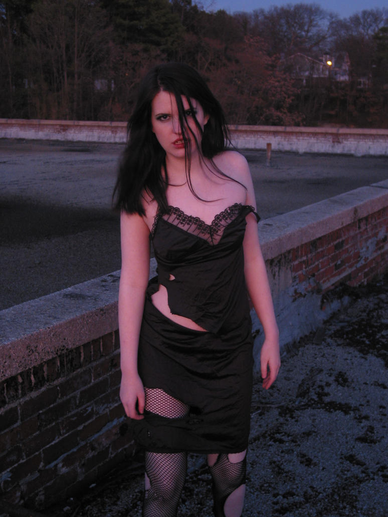 Darkness Girl Stock 1 by kristyvictoria