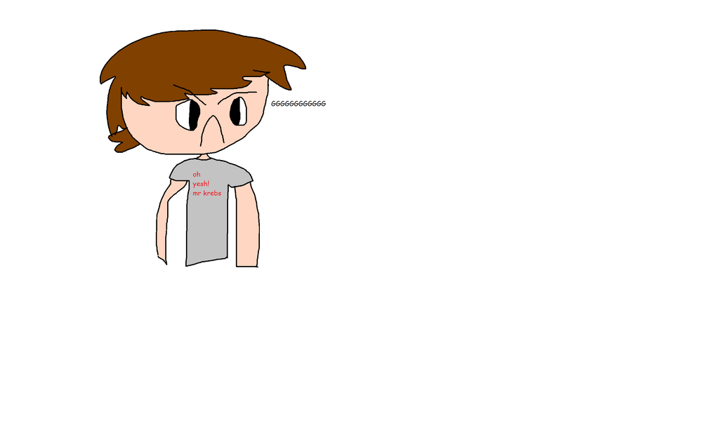 its me but drawn in ms PAINt with  a mouse by MaxDaFwuffyEevee