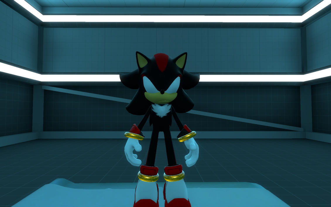 I AM THE ULTIMATE LIFEFORM CALLED SHADOW! by PikachuSonicLover265 ...
