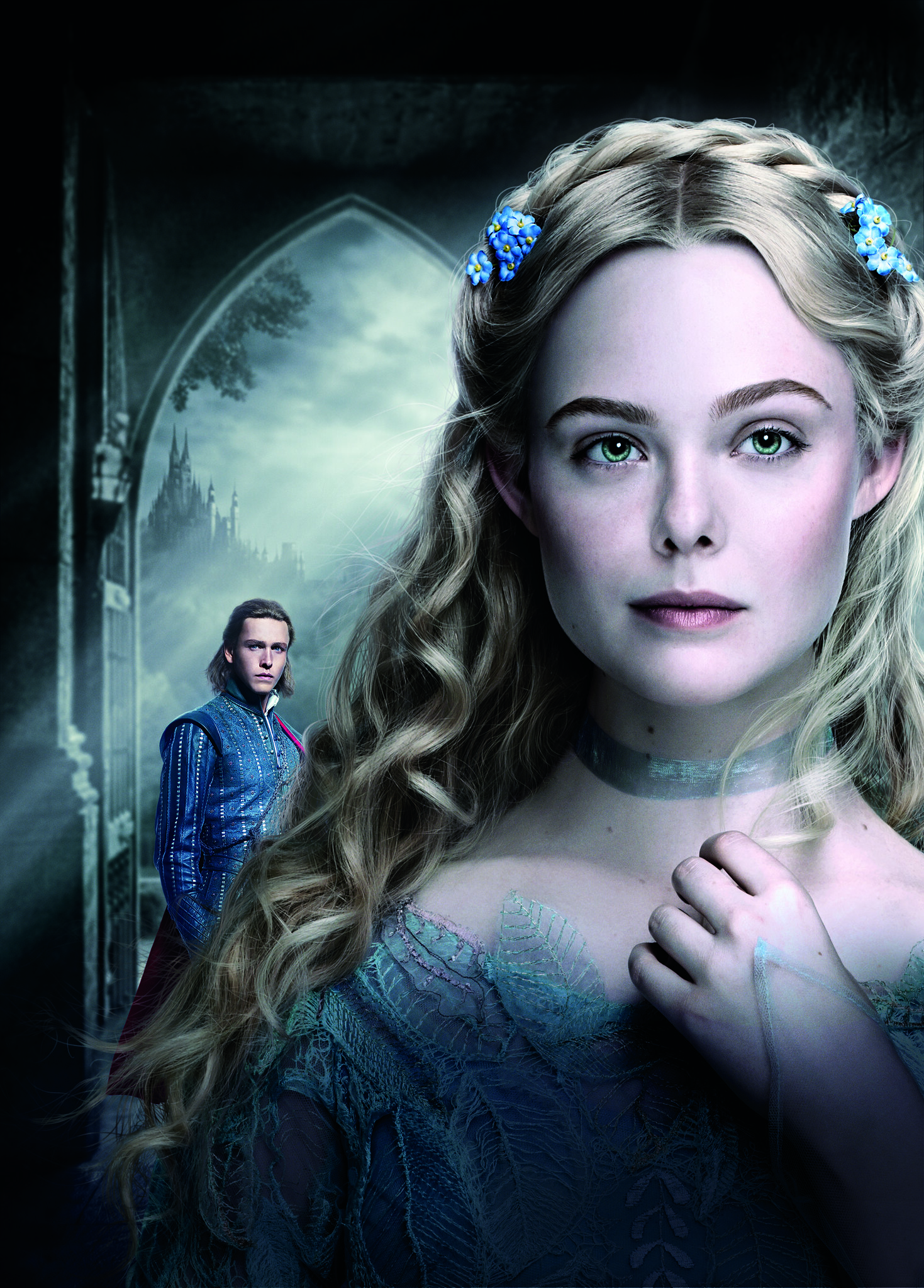 Maleficent 2019 Aurora Textless Poster 2 By Bonmerenwen