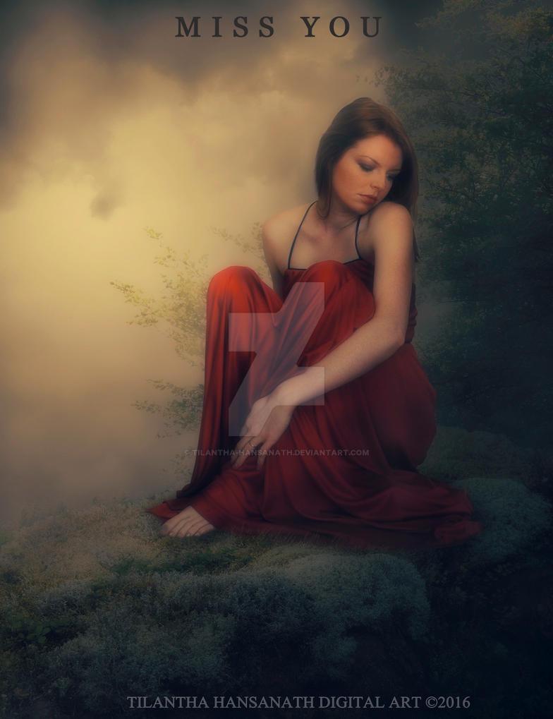 Miss You by Tilantha-hansanath