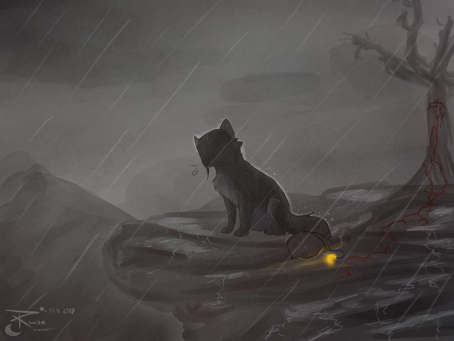 rain the light by Rijaal