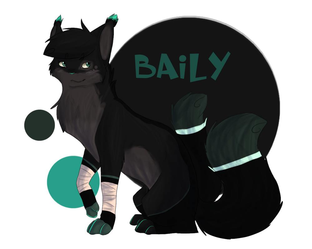 my little Baily by Rijaal