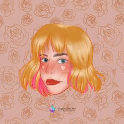 Rose Portrait 2.0