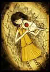 in my strings by hannsaki