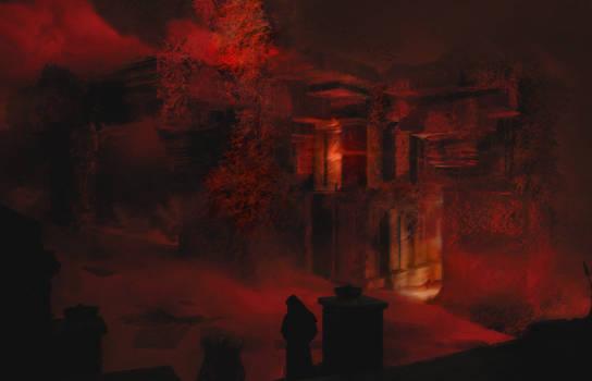 Forgotten temple.