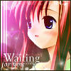 Waiting - for you by Miharu-san