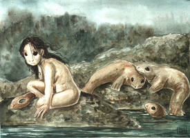 The Selkie by madeloupe