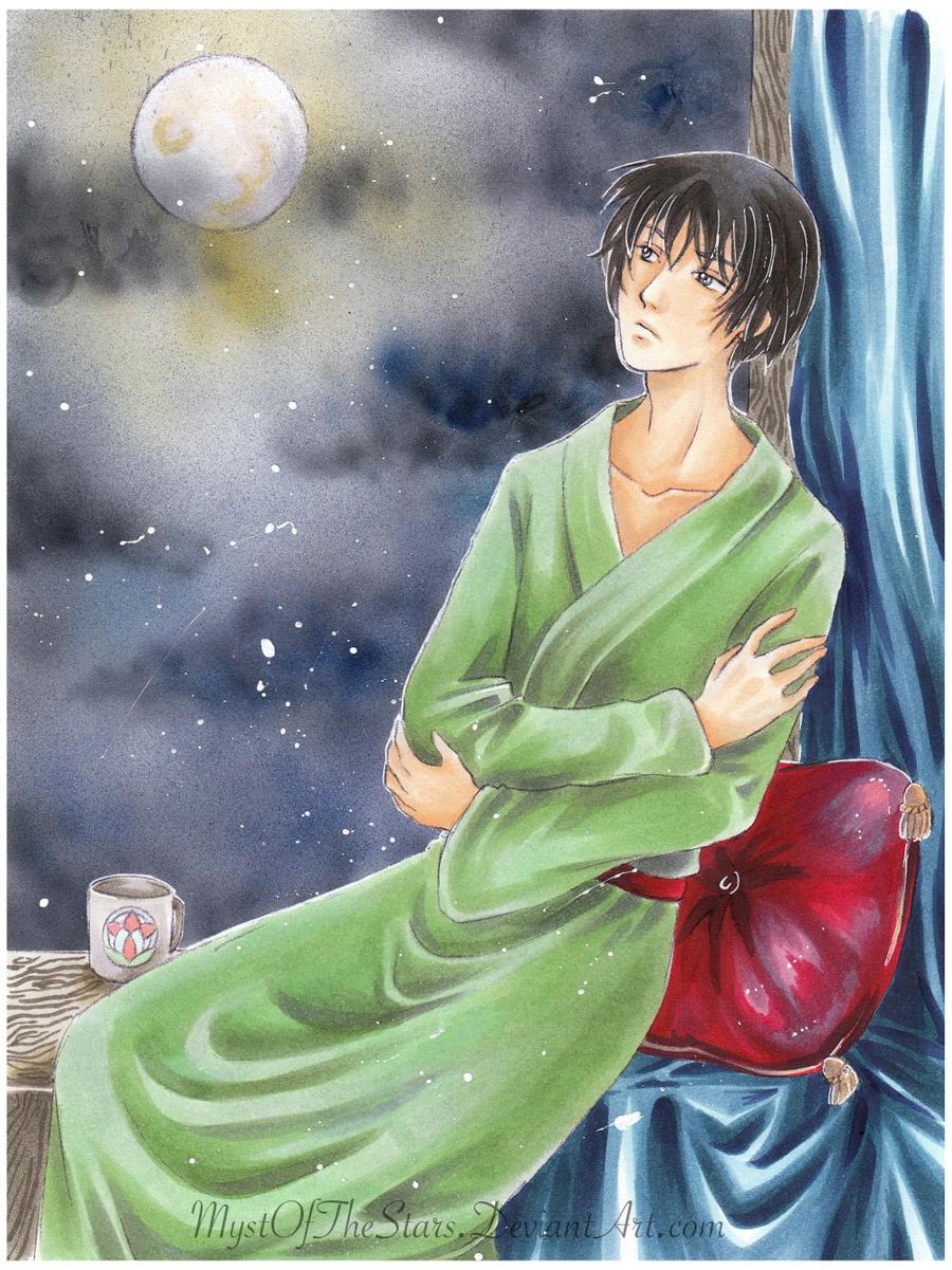 Commission:Tachibana by MystOfTheStars