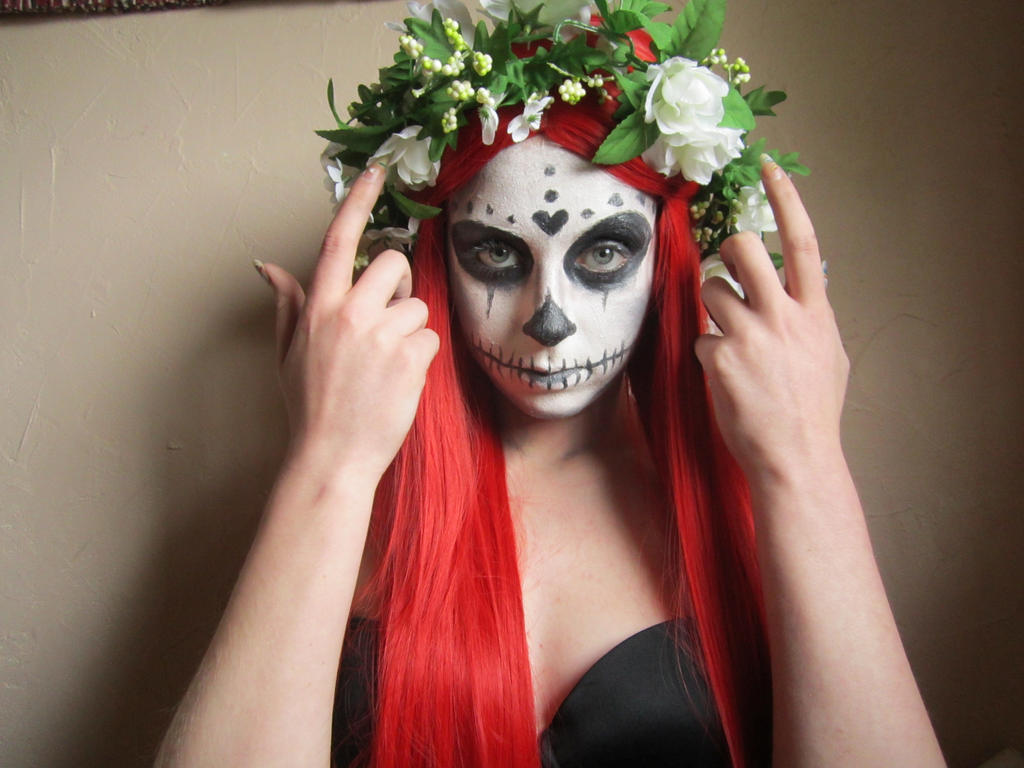 Skull 5 by Fluffybunny29stock
