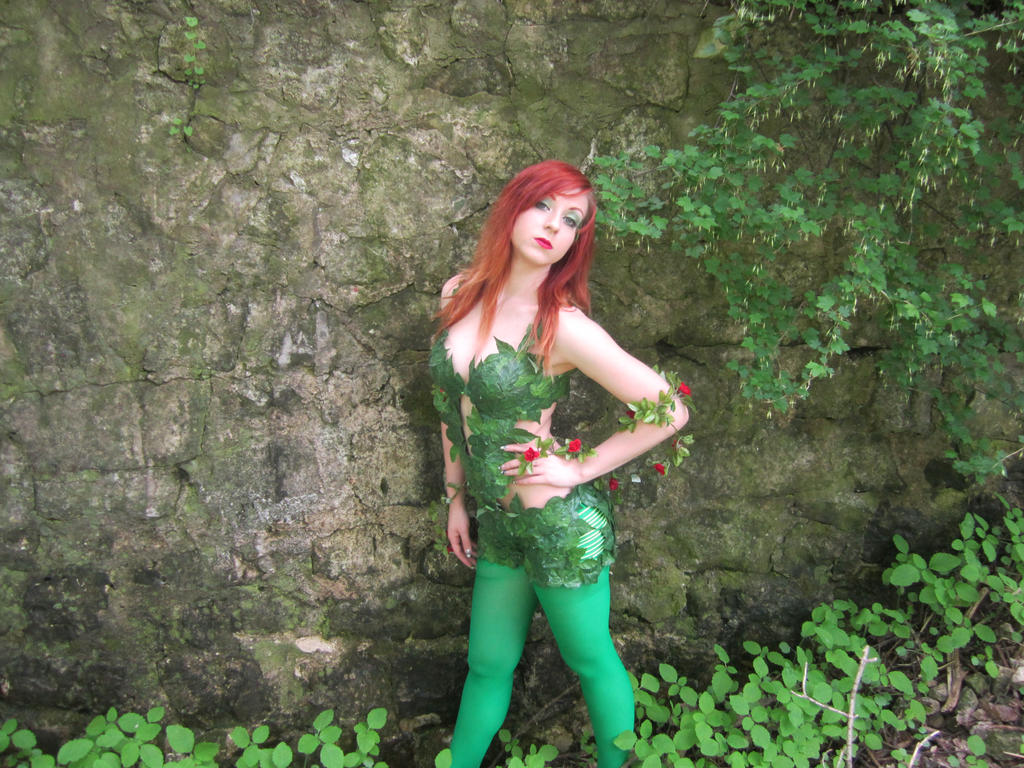 Poison Ivy 3 by Fluffybunny29stock