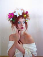 Flower Hair 10