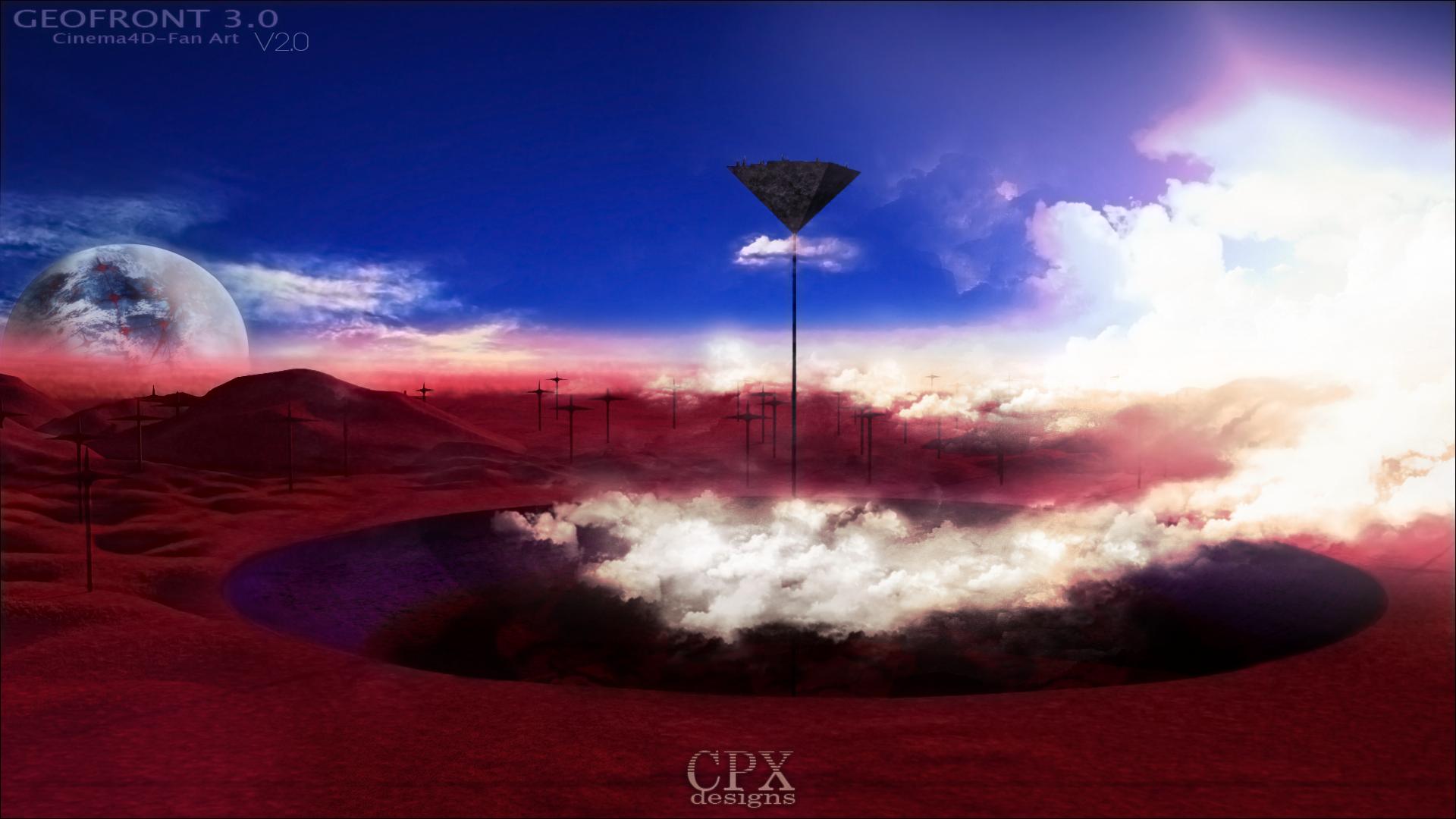 Evangelion Geofront 3.0 v2.0 by corpex on DeviantArt