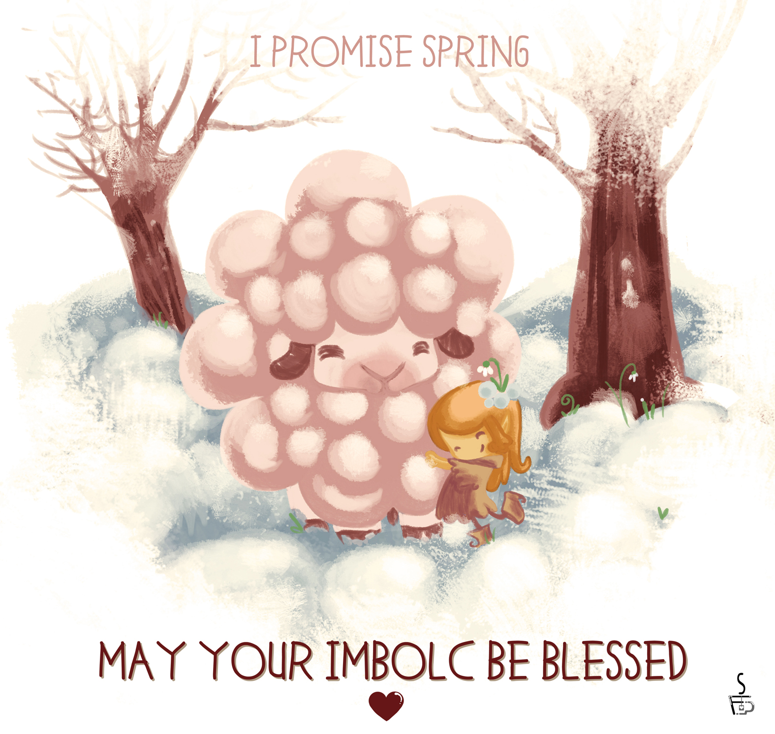 Imbolc Fb by serenaeffect