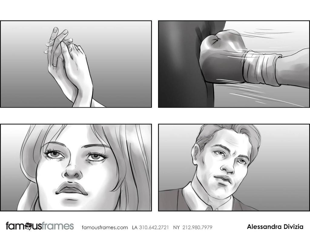 Famous-Frames-Storyboards-Lancome-Alessandra Diviz by FamousFrames ...