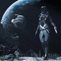 Spacerover by Midniyt