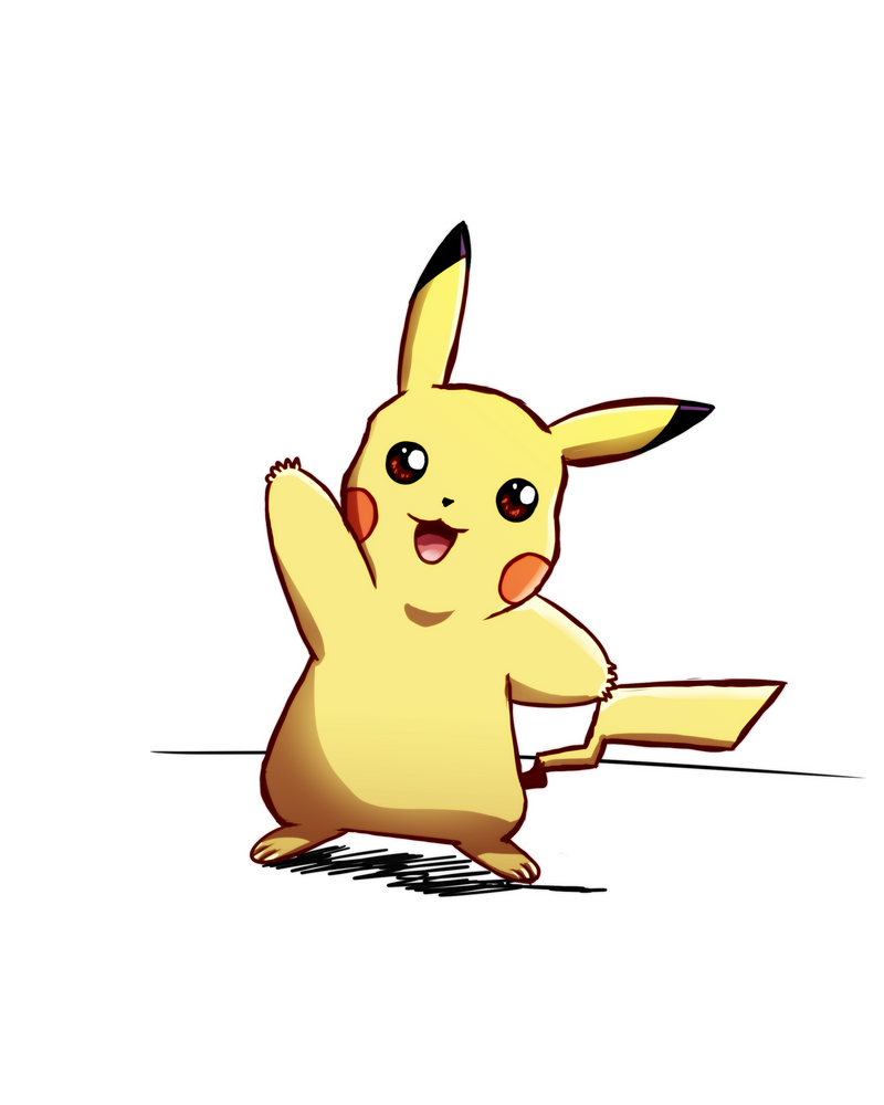 Pikachu by mannyzworld