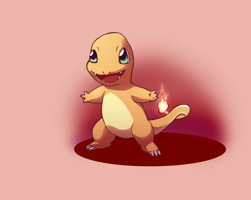 Charmander by mannyzworld