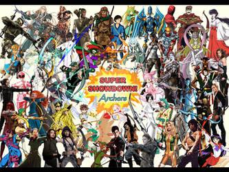 Super Showdown! (Archers) by TEZofAllTrades