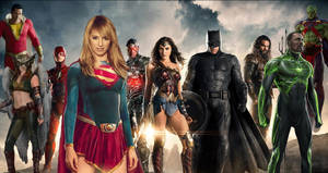 How Justice League and the DCEU Should Have Worked by TEZofAllTrades