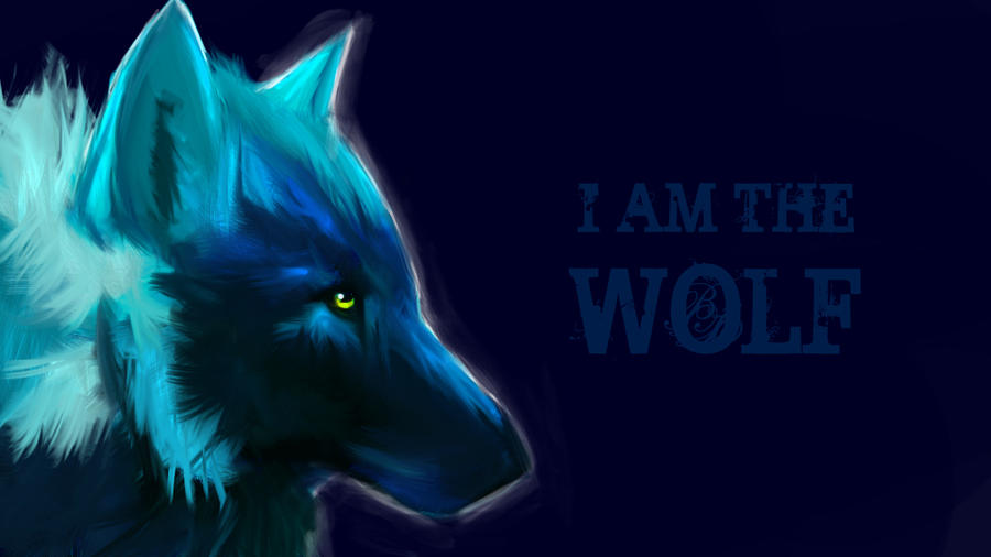 Wolf Wallpaper By DecryptedDomain