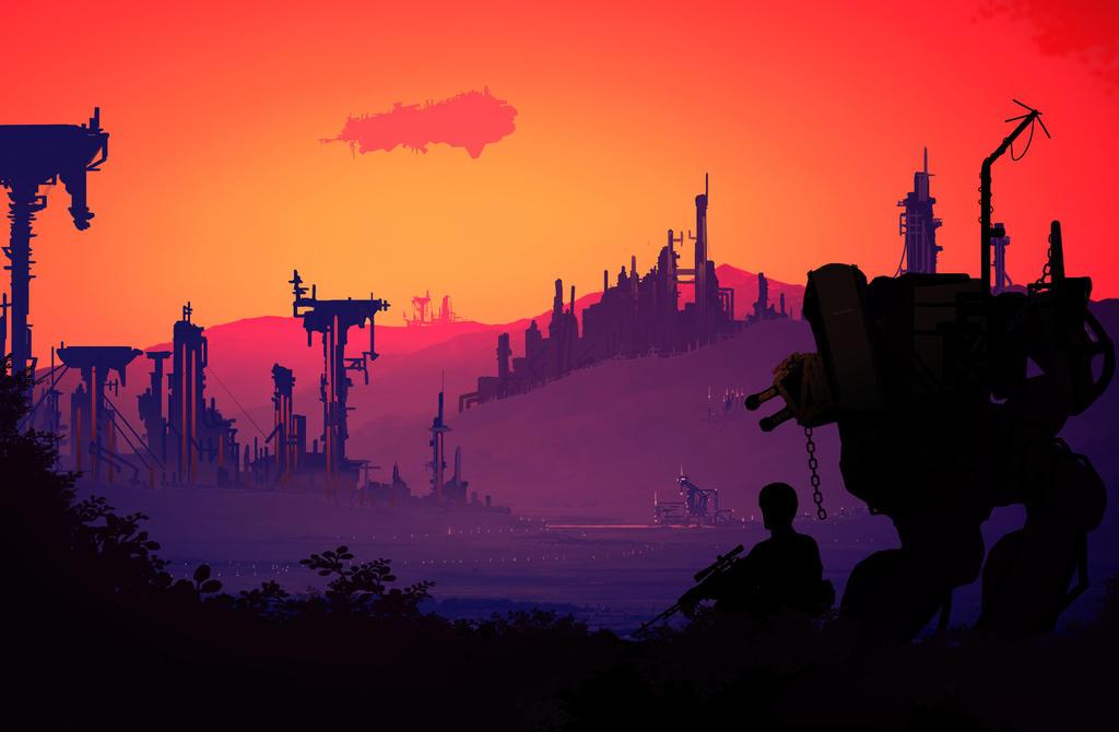 Attack at dawn! by DecryptedDomain