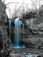 Waterfall 1 by III-HATHOR-III